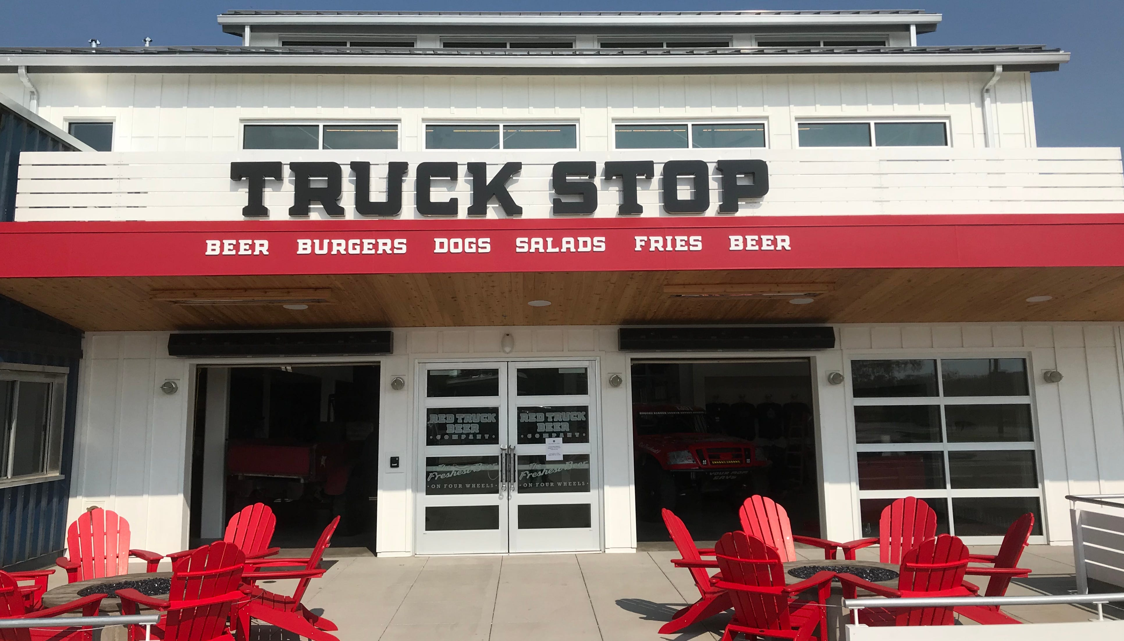 Red Truck Beer opening Fort Collins brewpub on Saturday