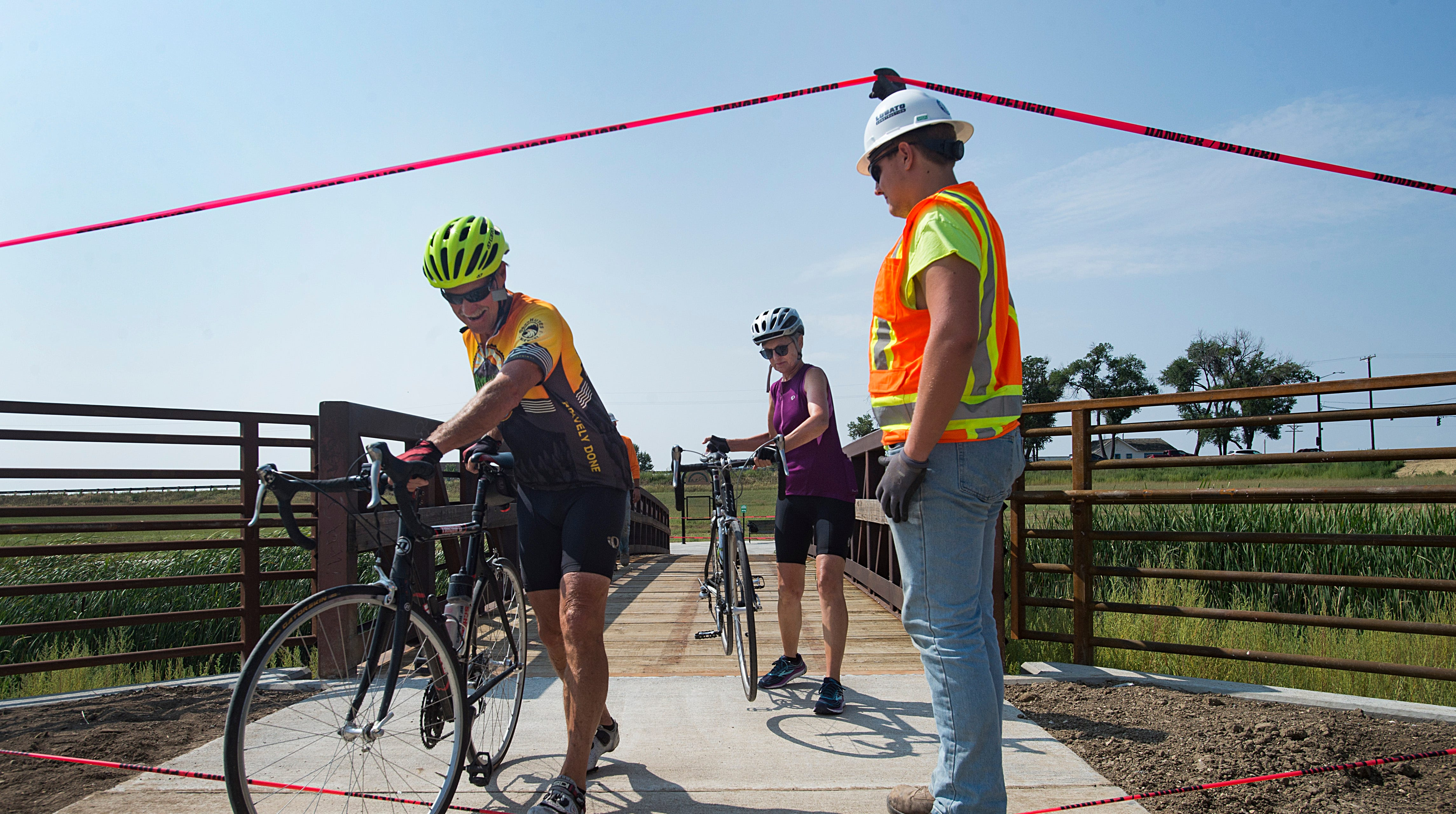 Long View Trail connects communities in Fort Collins, Loveland