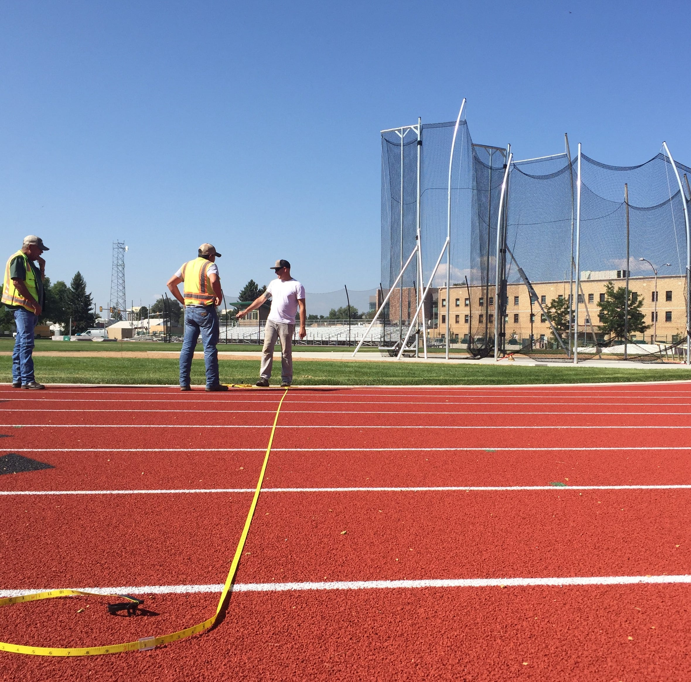 CSU's renovated track to reopen, but public no longer allowed on popular facility