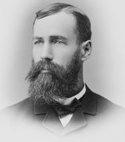 Charles Ingersoll, former Colorado Agricultural College president, is the namesake of CSU's Ingersoll Hall.