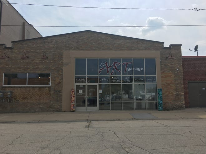 The Art Garage, 1400 Cedar St., Green Bay, will close its gallery Aug. 18 for the rest of the year. The arts organization intends to work with artists to revamp the space and its uses ahead of re-opening in 2019.