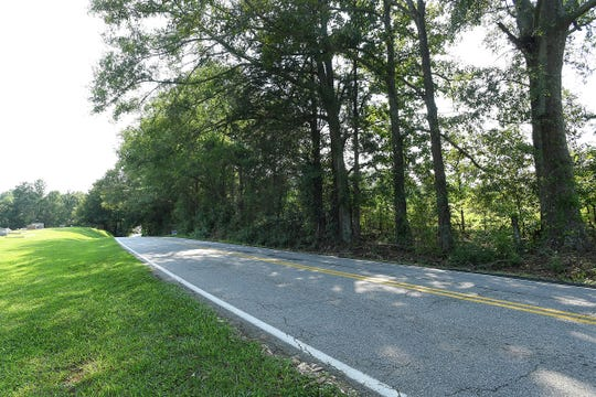 72 acres on Harriet Circle near the intersection of Crestview Road and Midway Road in Anderson Tuesday, August 14, 2018 is the site for a proposed housing development.