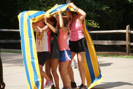 Camp Kesem focuses on giving children who have a parent with cancer a place where they can have fun and connect with others in their situation.