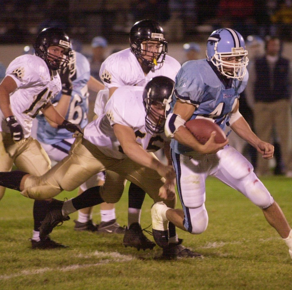 Family, football mean much to Great Falls High's Teague Egan