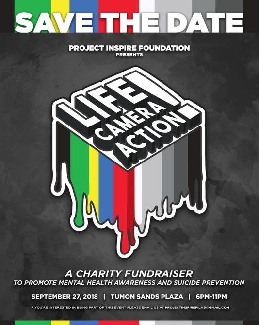 Inspire Charity Flyer