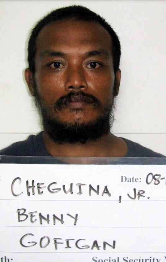 Benny Gofigan Cheguina Jr.