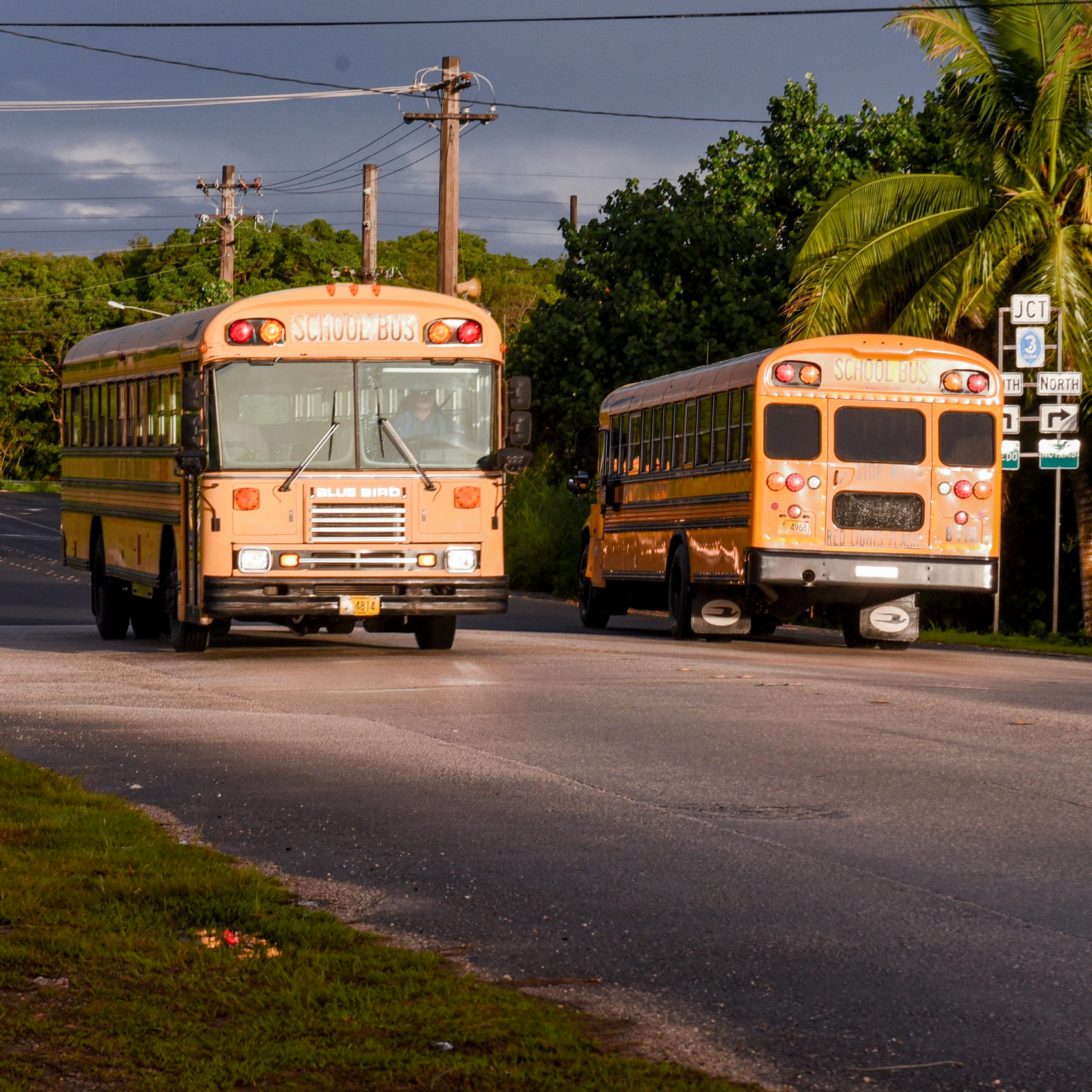 Guam DOE schools will be in session on Monday
