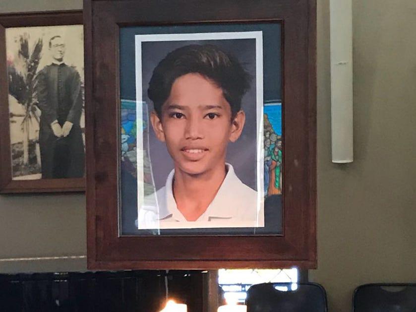 Residents mourn teen hiker Xavier Akima's death