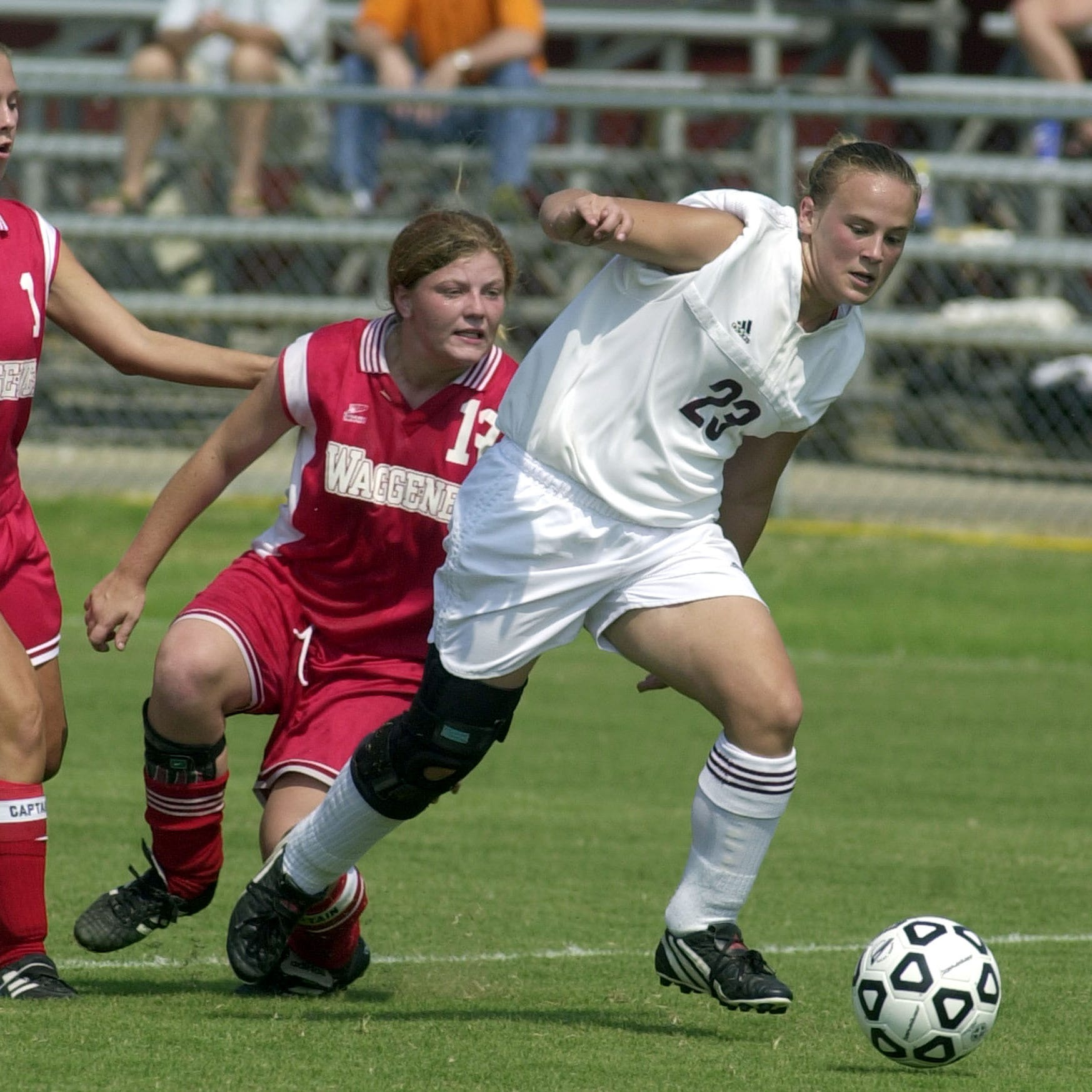 Toughness made Hall of Fame inductee Katie Overton stand out on soccer field
