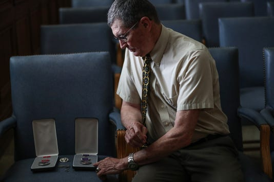 Pow Dog Tags From Korean War Returned To Son In Indianapolis