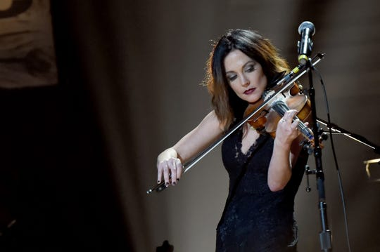 Amanda Shires will perform Sept. 22 as part of the Holler on the Hill festival.