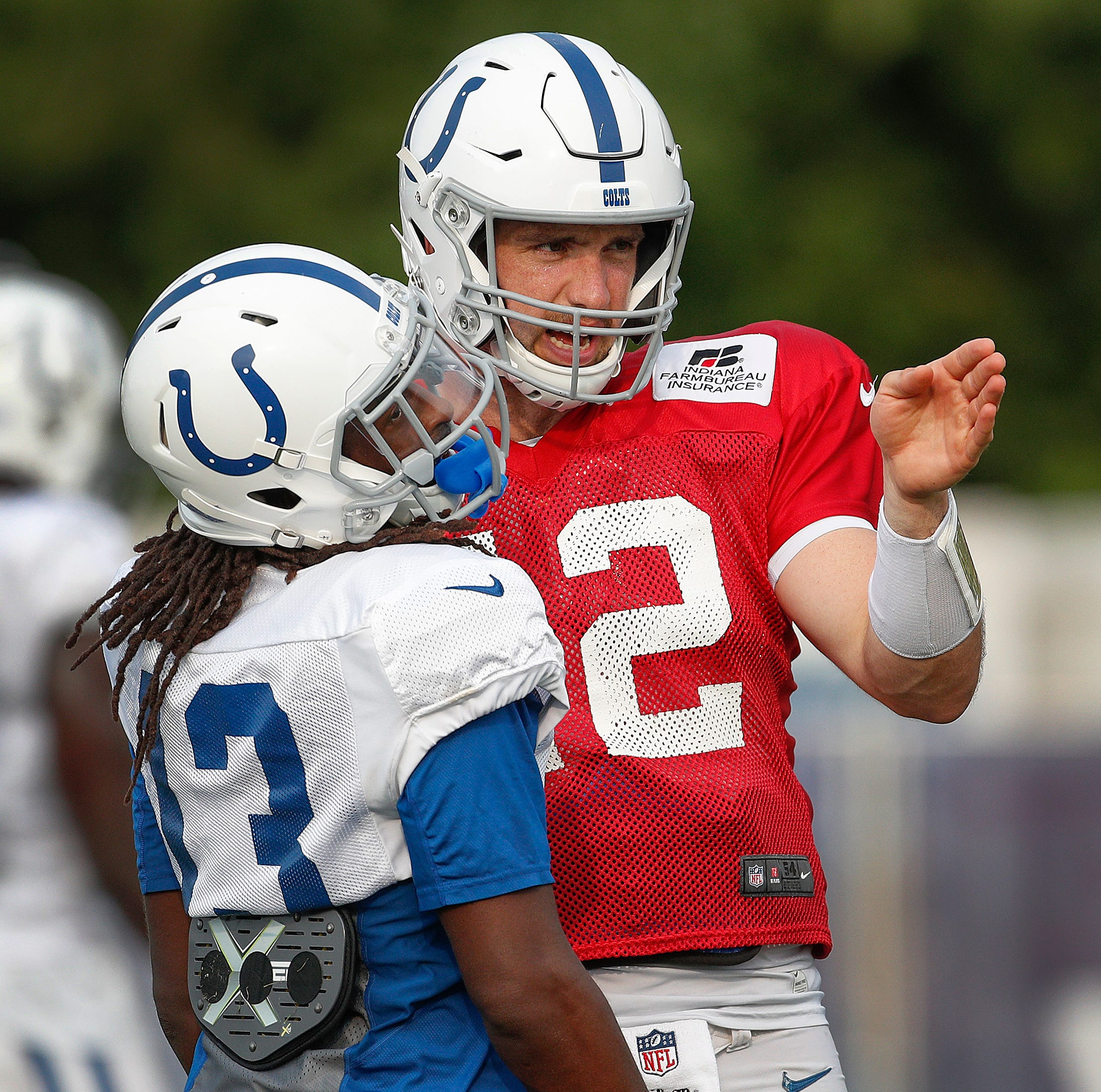 Is Colts quarterback Andrew Luck better than Jalen Ramsey thinks?