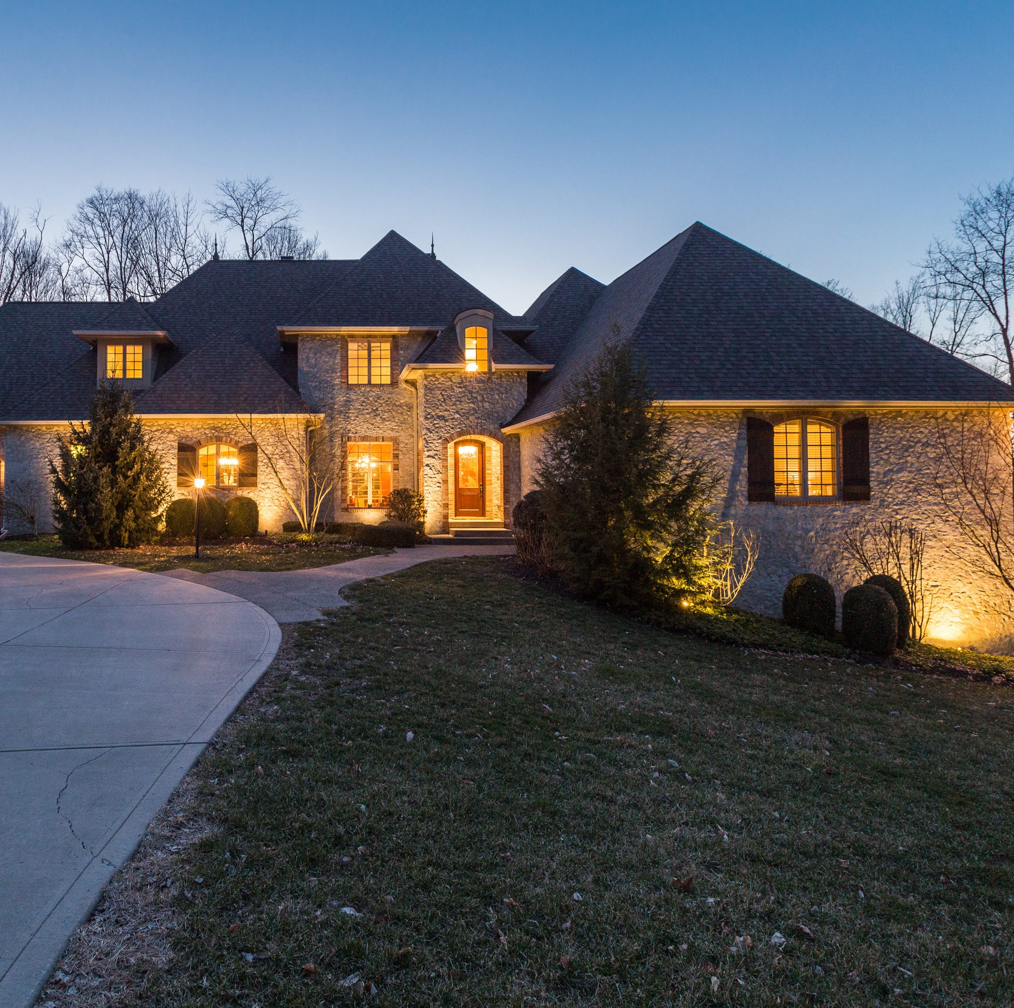 Hot property: Entertain, host sports practices at this Zionsville French Country Manor home