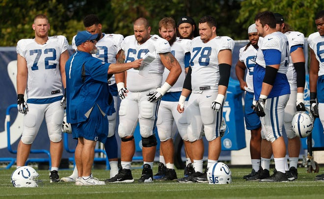 """""""I'm not changing,"""" Dave DeGuglielmo said of his coaching style. """"If they don't like me, they need to learn to accept it or move on."""""""