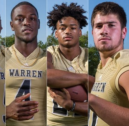 Plenty of big games: Week 1 area high school football predictions