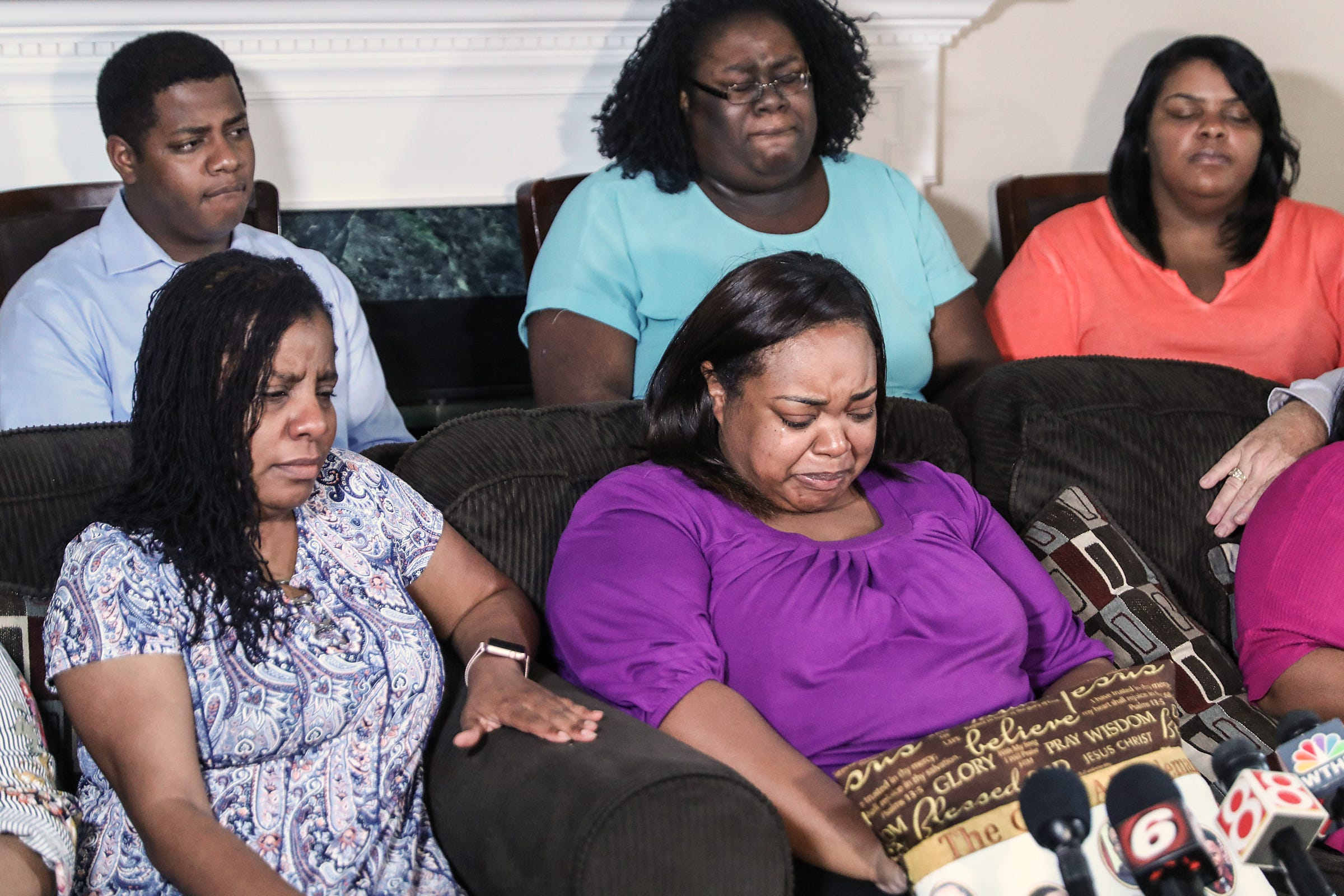 Duck boat survivor who lost her husband and 3 kids: 'My house is now haunted by silence'