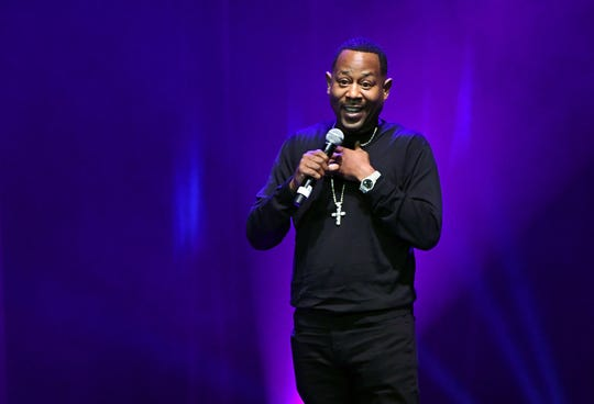 Martin Lawrence will perform Sept. 28 at Indiana Farmers Coliseum.