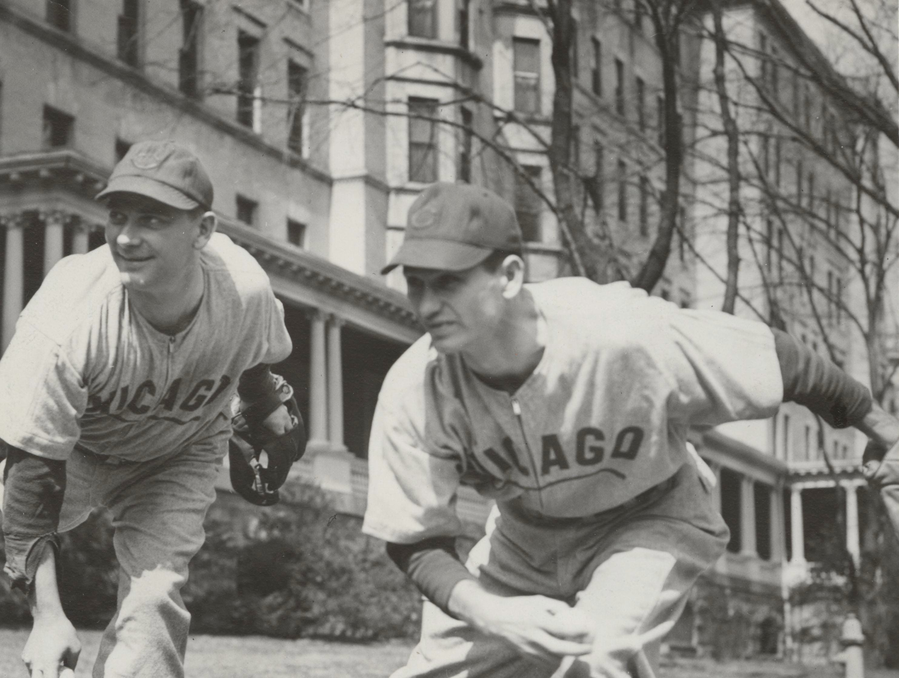 French Lick served as the spring training grounds for the Chicago Cubs and Chicago White Sox.