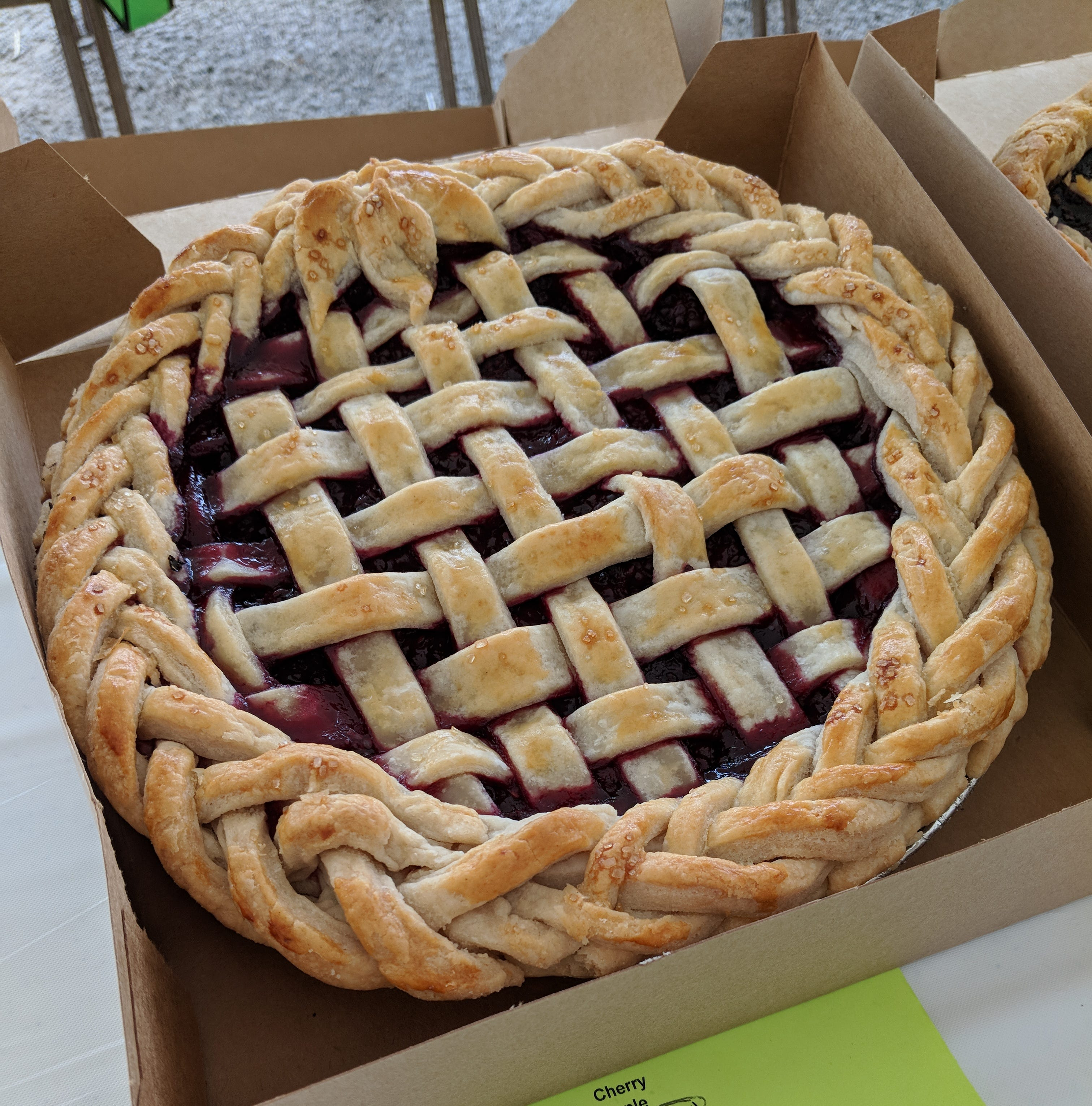 How to make the award-winning pies from the Johnson County Fair