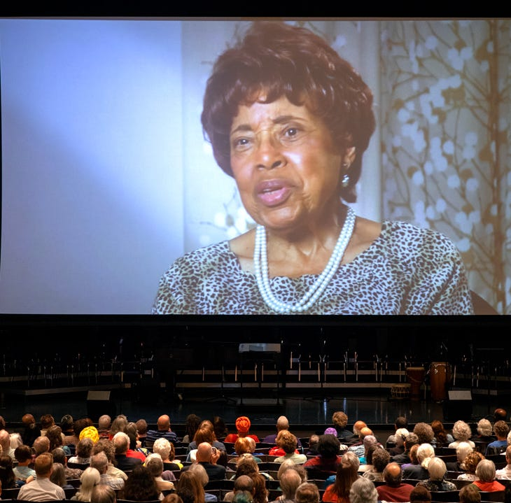 Dorothy Cotton remembered as civil rights icon, mentor, feisty feminist and cherished aunt