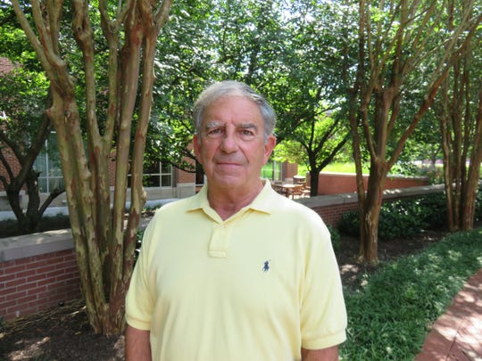 Bill Landry has recently written a book focusing on the early days of Tennessee.