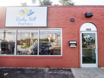 Rocky Hill Pharmacy owners Anne Warren and Tiffany Haney talk about their newly opened pharmacy.