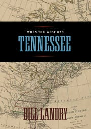 The cover of Bill Landry's newest book.