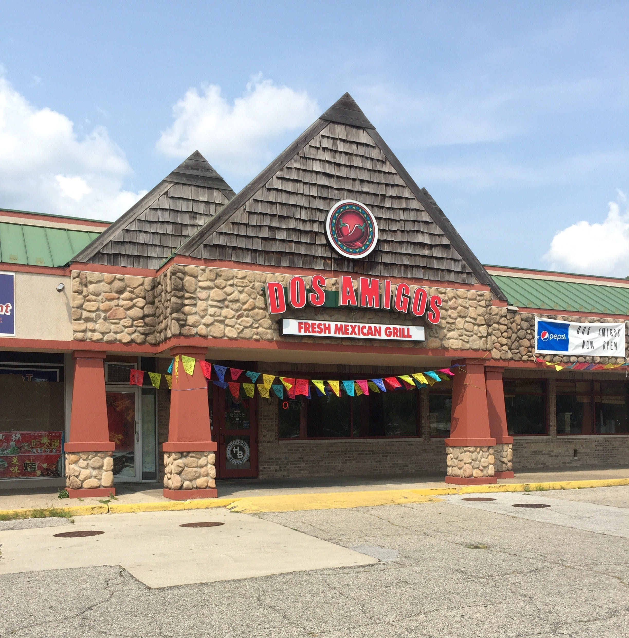 Dos Amigos Mexican Restaurant opens on Levee Plaza