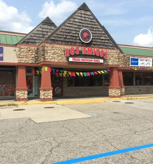 Dos Amigos, located at 360 Brown Street in West Lafayette, opened officially for business on Thursday.