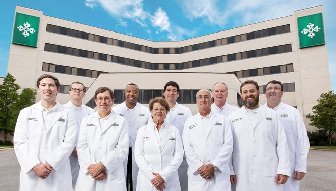 Lafayette General Southwest has been transformed into a full orthopedic hospital.