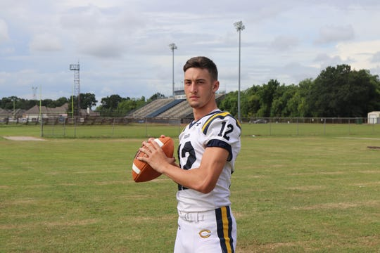 After splitting time last year, senior Austen Breaux steps in as Carencro's full-time starter