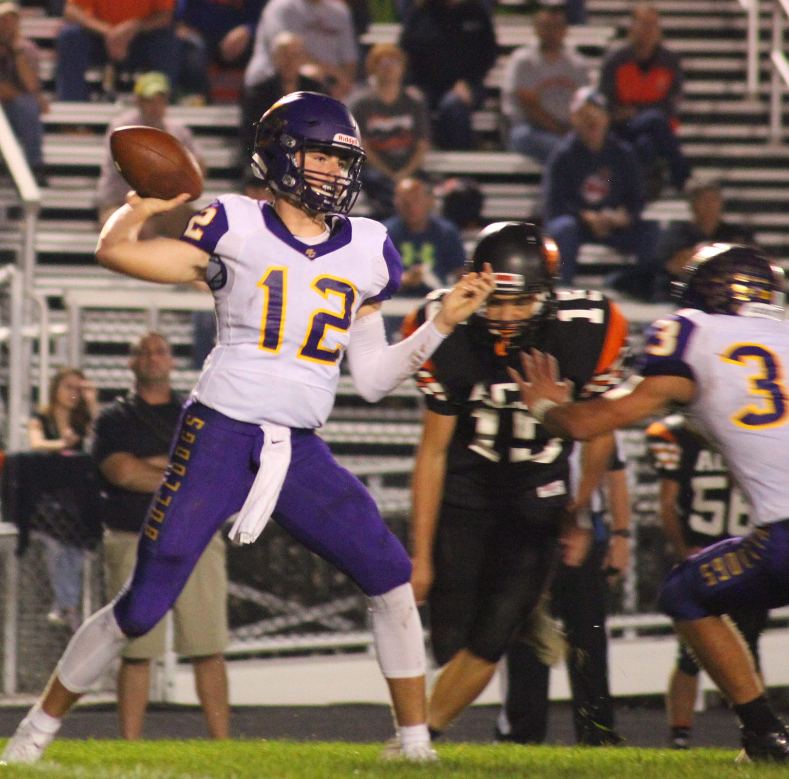 Inexperienced Bloom-Carroll will rely on Kuhns to lead the way