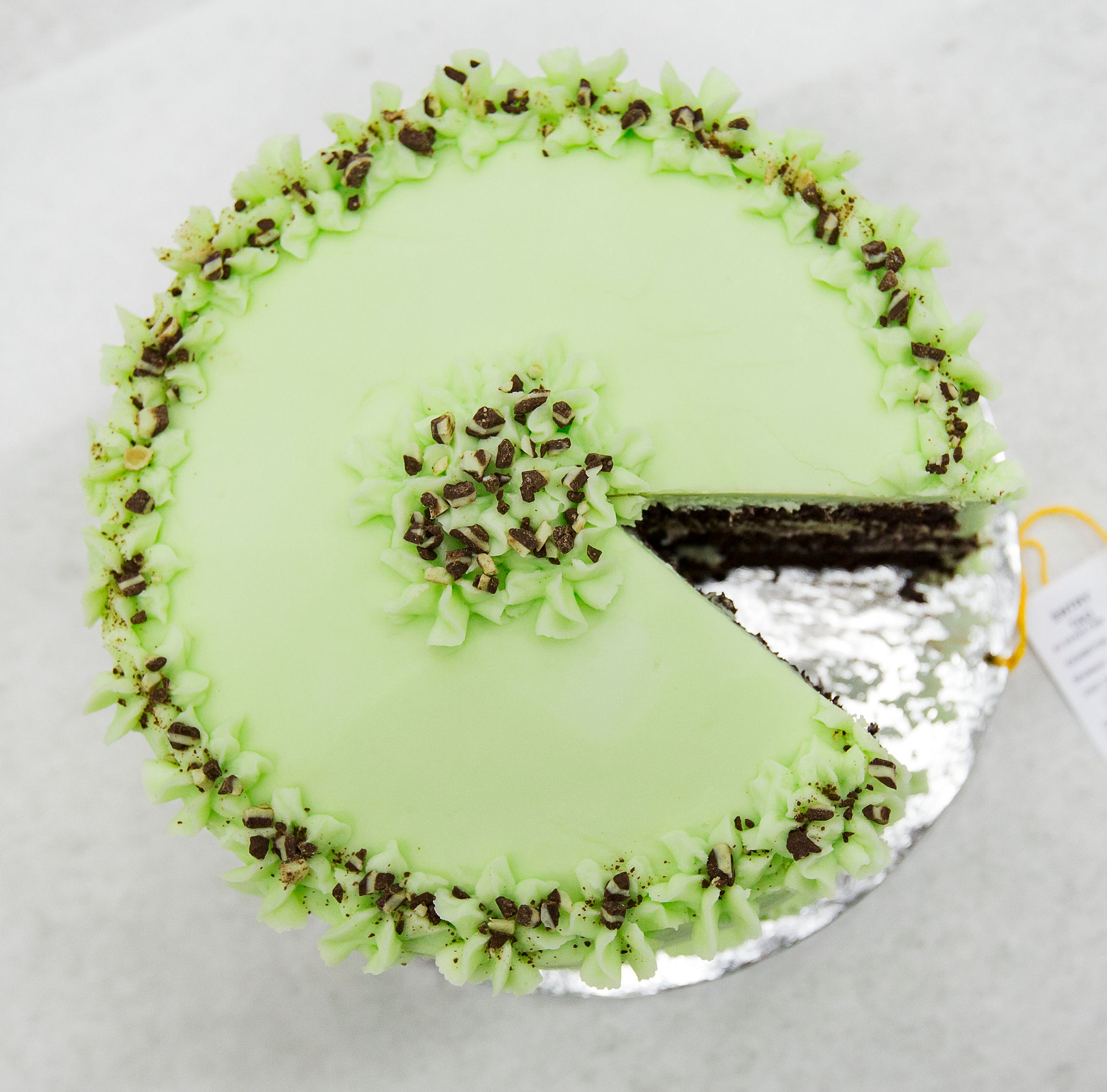 Choco Mint cake takes home coveted Kentucky State Fair blue ribbon