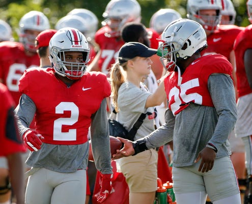 Ohio State's two-headed tailback