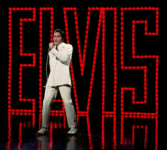 It was a red letter day for Elvis when he appeared in the 1968 NBC-TV special.