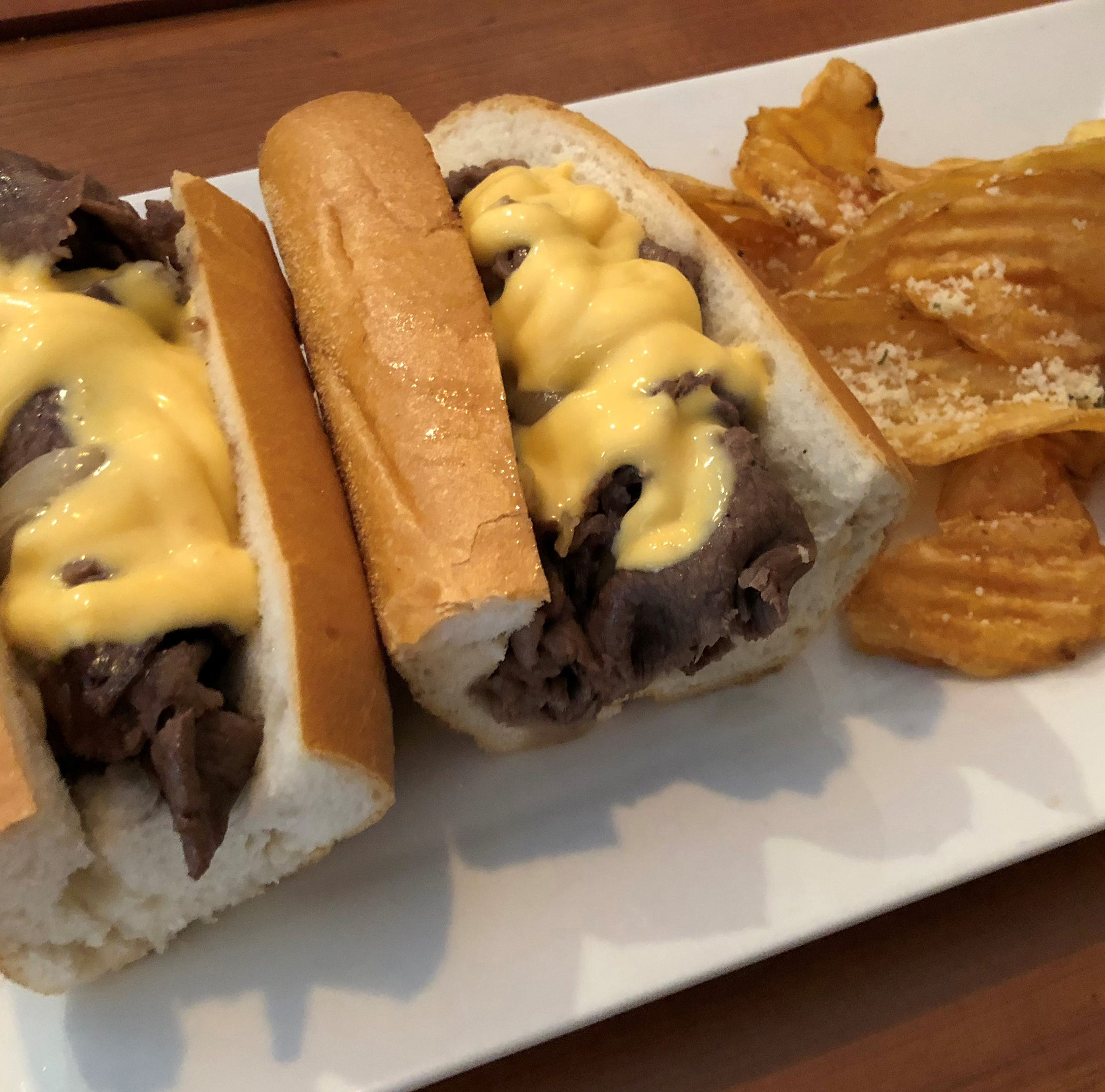 Dining review: Philadelphia freedom, cheesesteaks are here on Marco