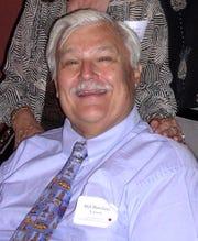 2005 photo of Bill Borchert Larson.