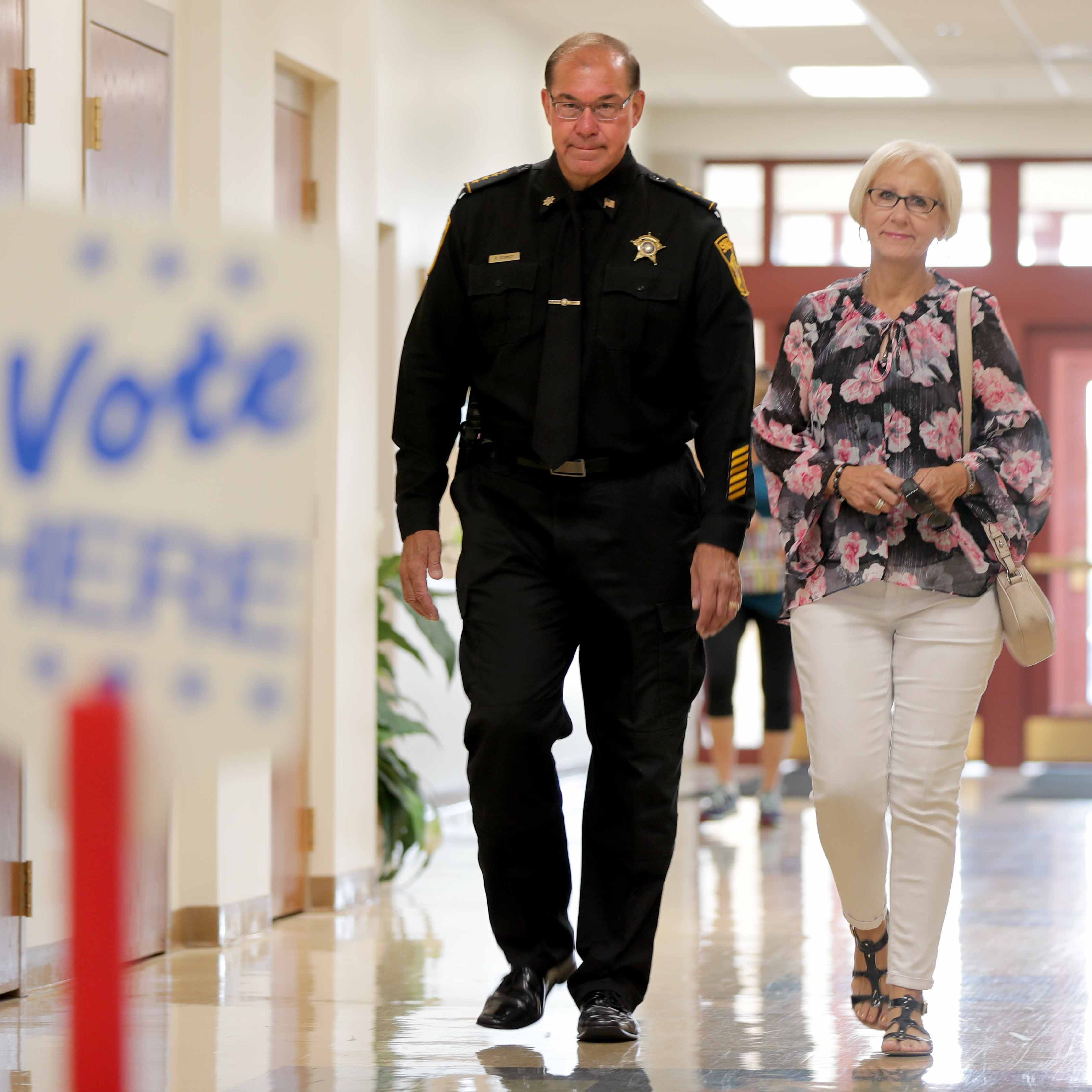 Bice: Acting Sheriff Schmidt could take a lump-sum, backdrop payment of more than $810,000