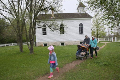 Old World Wisconsin has hands-on history learning for kids to experience with their families every day.