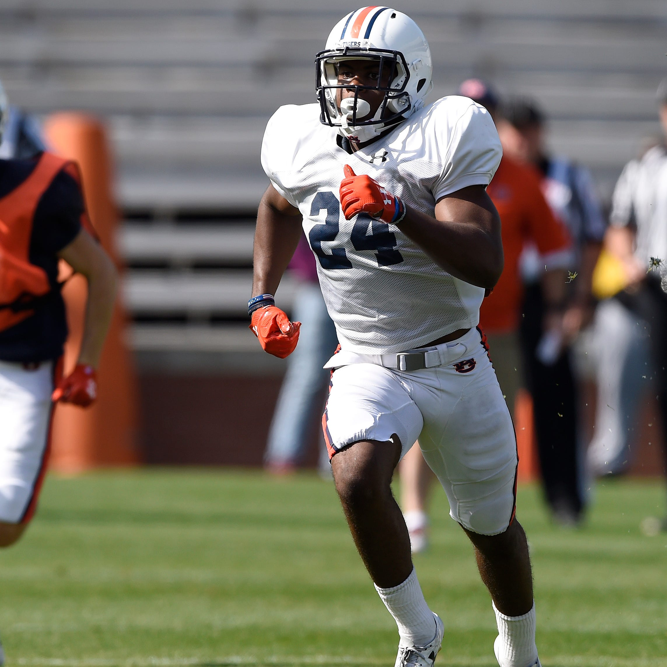Thomas' feel-good story feels even better now at Auburn