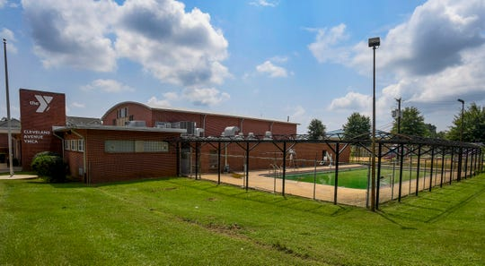 The Cleveland Avenue YMCA in Montgomery, Ala., on Tuesday August 14, 2018.