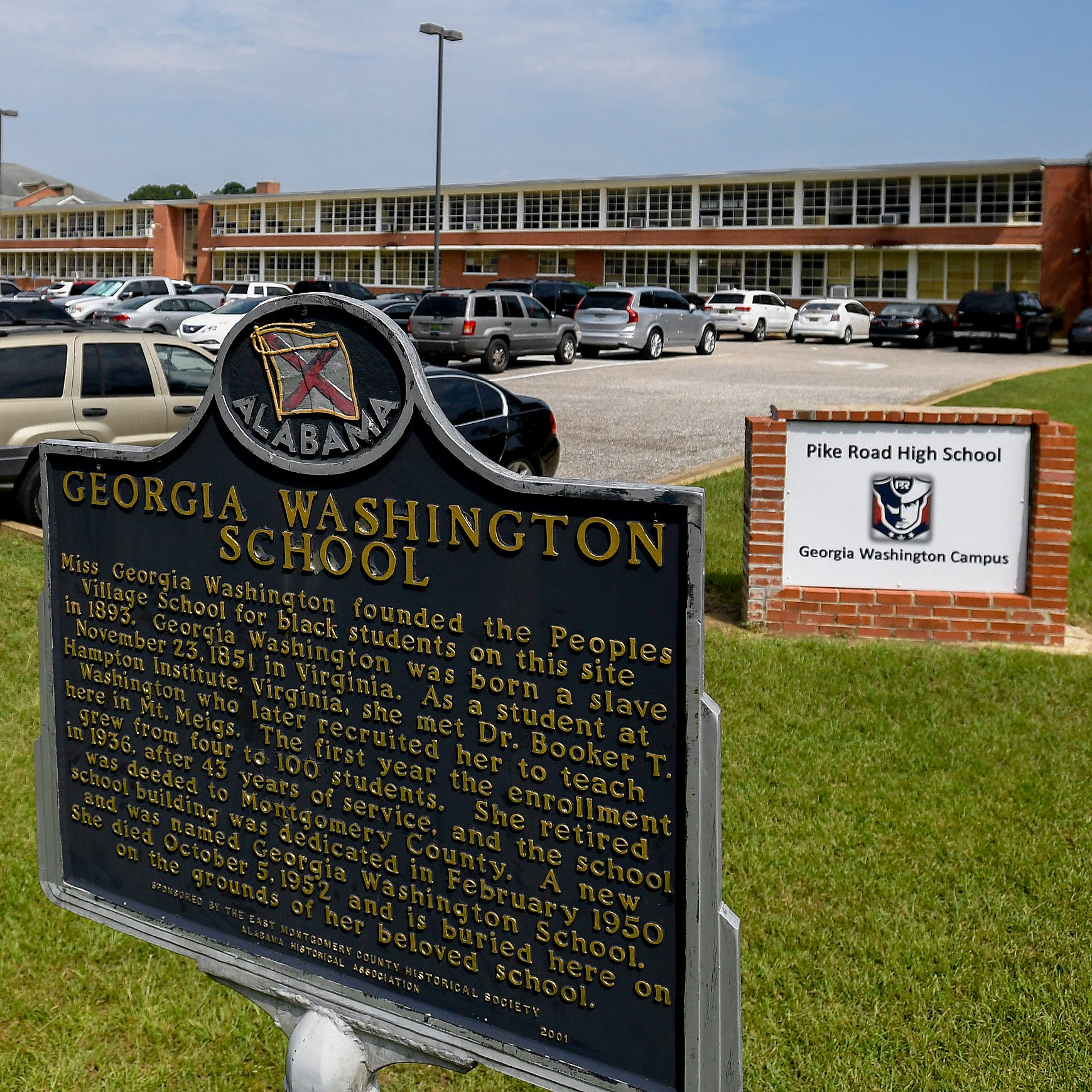 A look inside: Georgia Washington Middle School transforms into Pike Road High School