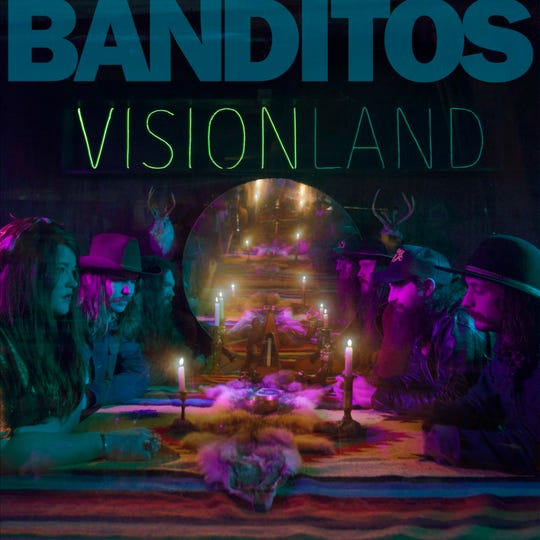 Visionland, released by Banditos in 2017.