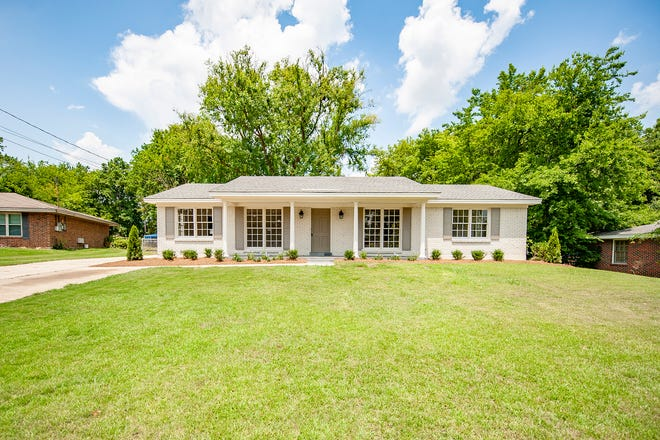 One Vaughn Meadows home is for sale for $129,900, and includes three bedrooms and two bathrooms within 1,639 square feet of living space. The renovated one-story home was built in 1963.