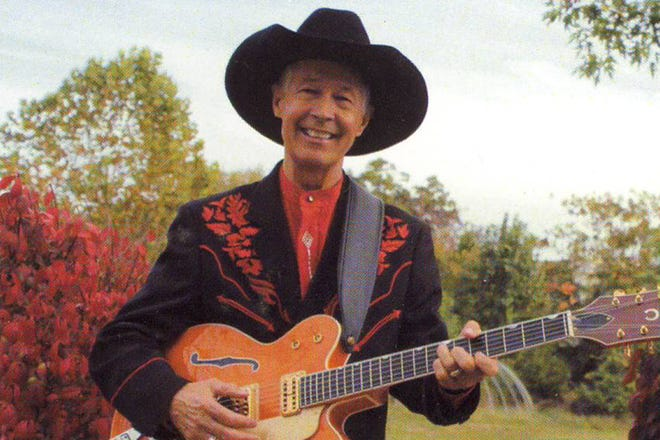 Former Selma resident Leroy New — now a Branson Hall of Famer — will perform a Marty Robbins tribute at 8 p.m. Aug. 25, 2018, during Selma Bluebird Days.