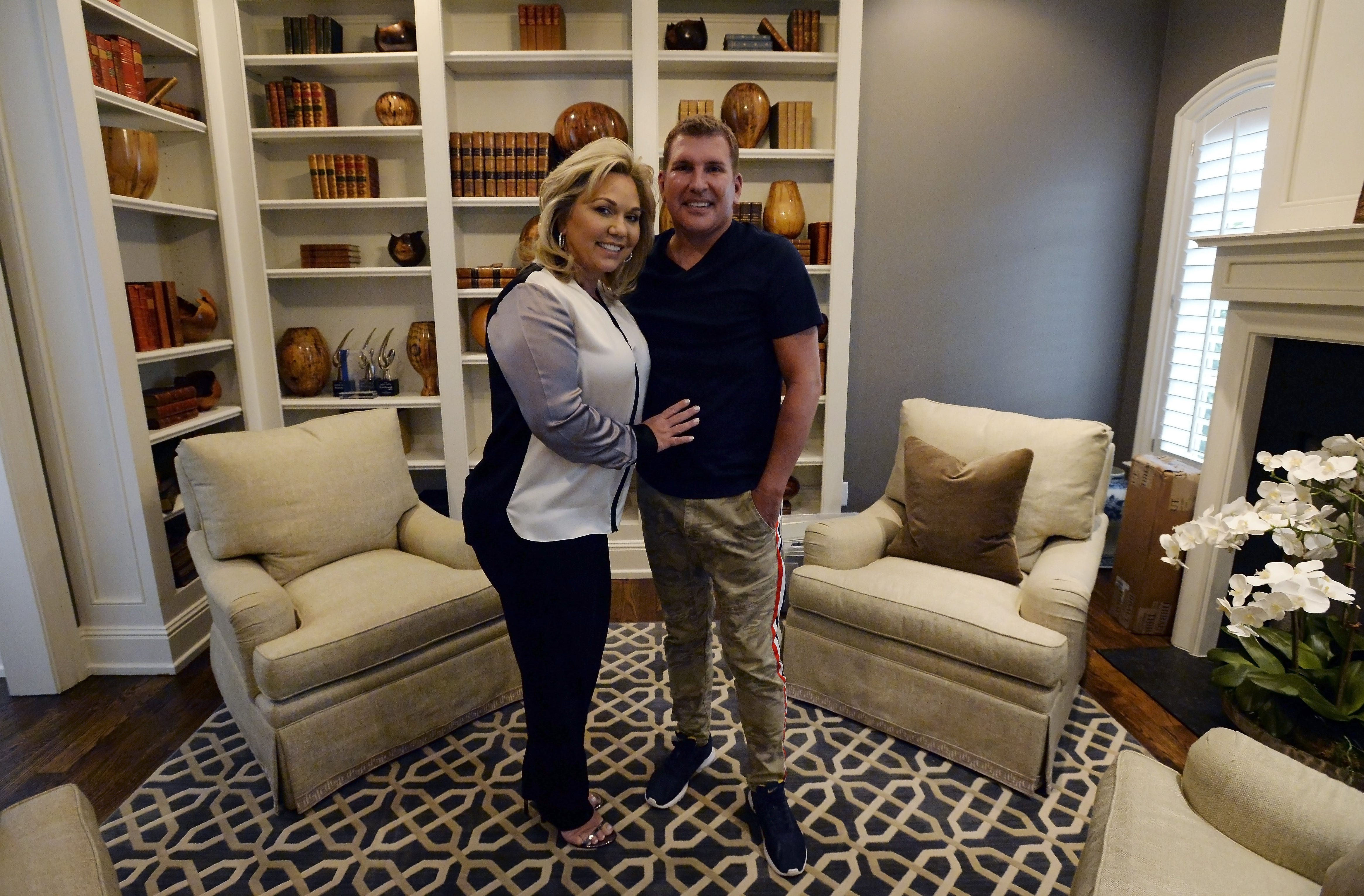 Reality stars Todd and Julie Chrisley sue official over bogus tax evasion claims
