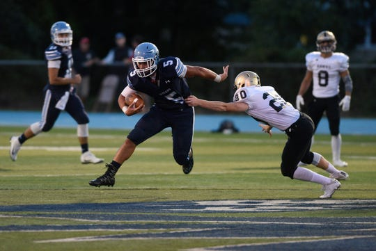Nick Trani has been a difference maker for Wayne Valley since becoming a starter as a sophomore in 2016.