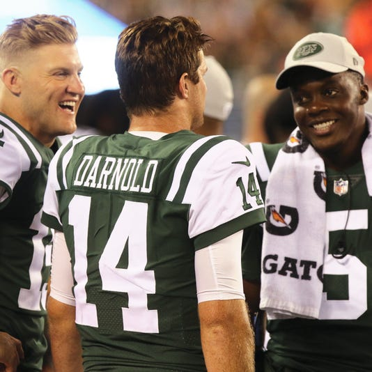 004-Atlanta Falcons Vs New York Jets Nfl Pre Season