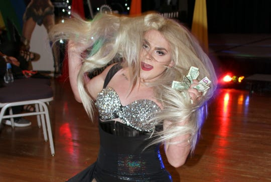 Drag performer Icee Tight is a showstopper from the Grant County area.
