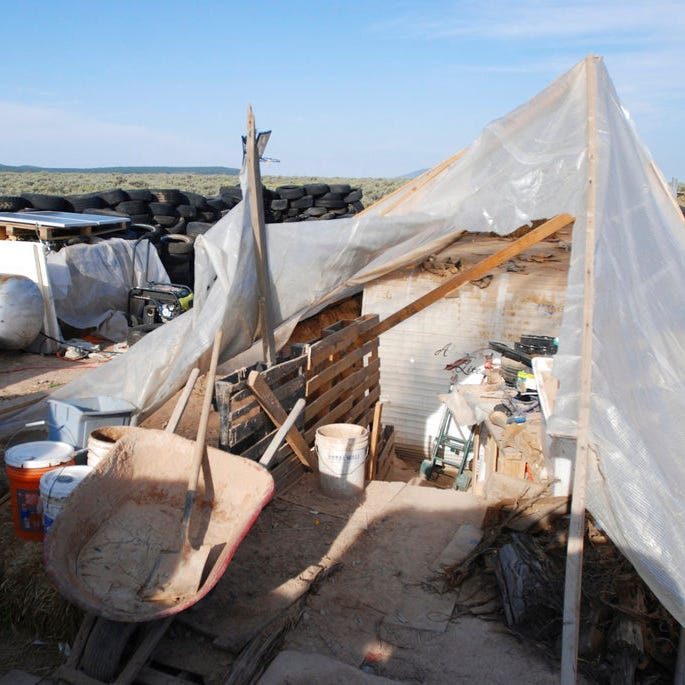 New Mexico compound suspects face new charges of planning to attack law enforcement officers